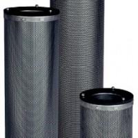 Cartouche filtrante rechargeable au charbon actif