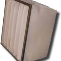 Filtre à poches G3, G4, M5, M6, F7, F8 ou F9 pour centrale de traitement d'air