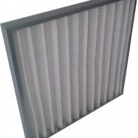 Filtre plissé G3, G4 ou M5 pour centrale de traitement d'air
