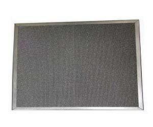 Filtre maille à tricot métallique / hotte de cuisine industrielle