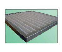 Filtre à air plissé avec cadre métal  / Pré-filtre plissé pour centrale de traitement d'air