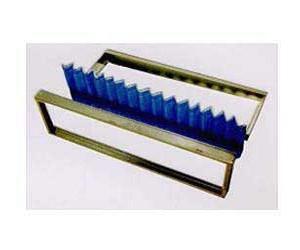 Filtre à air plissé en média polyester rechargeable / Préfiltre à air G3 économique en recharge