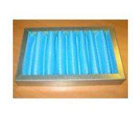Préfiltre à air lavable plissé efficacité G3 et G4 / Filtre à air réutilisable par nettoyage