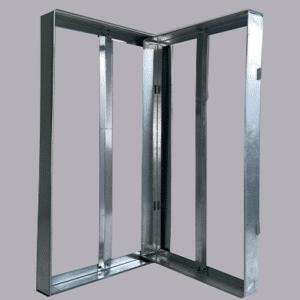 cadre rechargeable à barreau pour filtre ventilation