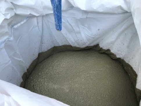 Filtration de boue par bigbag filtrant