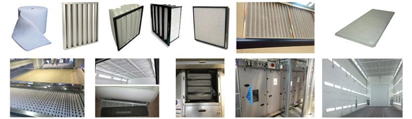 Centrale de traitement d'air / Centrale d'aspiration industrielle