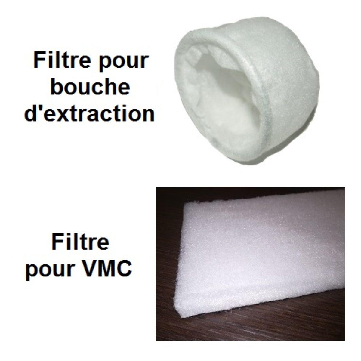 Filtre Conduit Vmc Cousu Sur Fil Isofilter