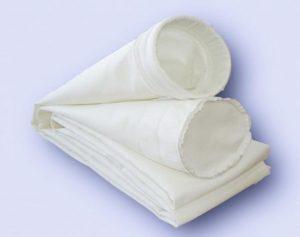 Poche filtrante en polyester