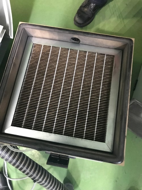 Filtre miniplis ePM10 80 % F7 laser line