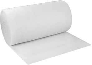Rouleau de filtre dépoussiéreur pour plénum de cabine de peinture VL, PL / Filtre plafond pour atelier de peinture