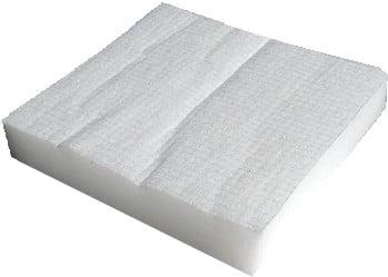 Panneau filtre dépoussiéreur pour plénum de cabine de peinture VL, PL / Filtre plafond pour atelier de peinture