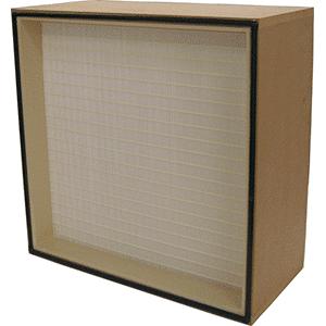 Filtre à air mini-plis profonds EPA et HEPA